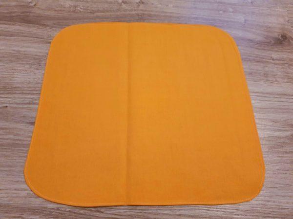 Бебешка подложка – кърпа – Оранж код: 7456 Хавлии, Пелени, Аксесоари, Други бебе