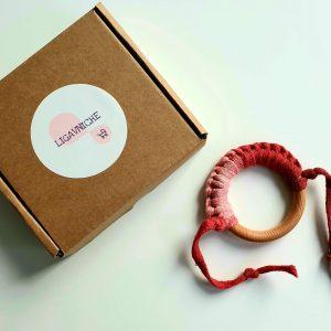Бебешки чесалки за зъбки – преливащо червено код: 3878 Чесалки за зъби бебе