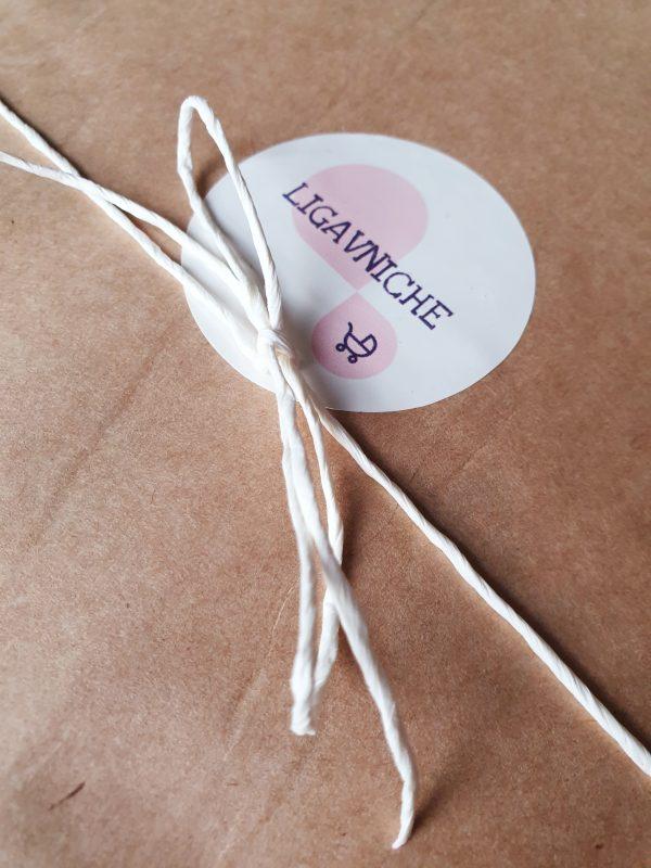 Лигавниче  – бандан двулицев Конфети код: 55526 Лигавници 100% памук