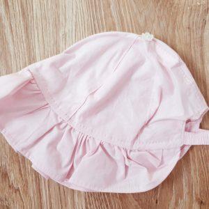 Шапка за момиче – розова 48-50 код: 10507 Хавлии, Пелени, Аксесоари, Други бебешка шапка